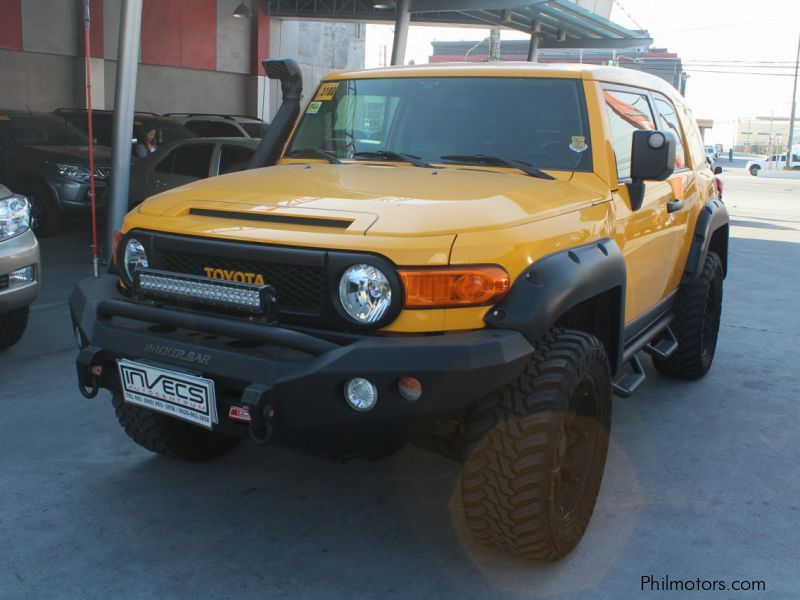 Tucson Used Auto Sales >> Used Toyota Fj Cruiser | 2015 Fj Cruiser for sale ...