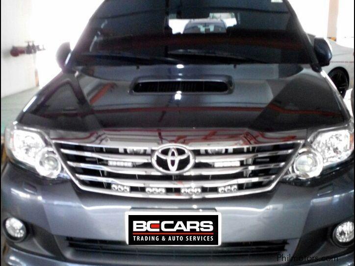 2014 Toyota Highlander For Sale >> Used Toyota Fortuner Bullet Proof | 2015 Fortuner Bullet Proof for sale | Pasig City Toyota ...