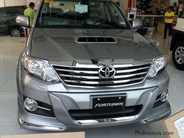 New Toyota Fortuner V 2015 Fortuner V For Sale Rizal Toyota