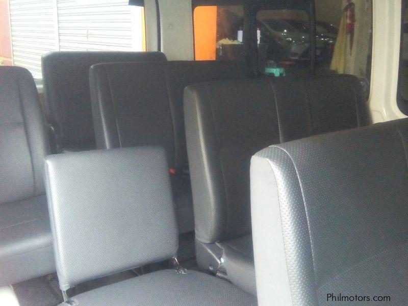 Used Toyota Hiace Commuter 2 5 2015 Hiace Commuter 2 5