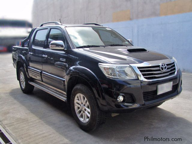 Used Toyota Hilux | 2015 Hilux for sale | Cebu Toyota ...
