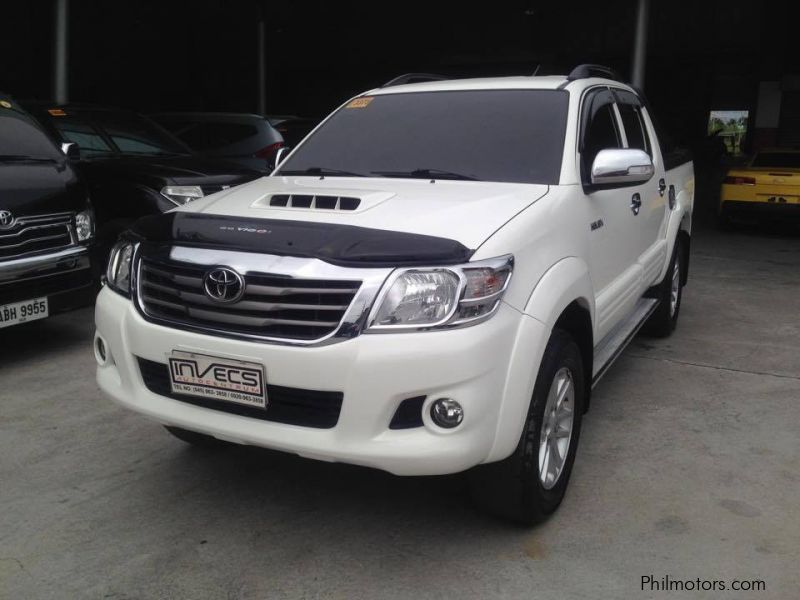 Used Toyota Hilux G 2015 Hilux G For Sale Pampanga