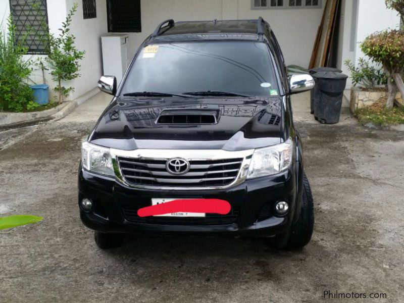 Used Toyota Hilux G 2015 Hilux G for sale