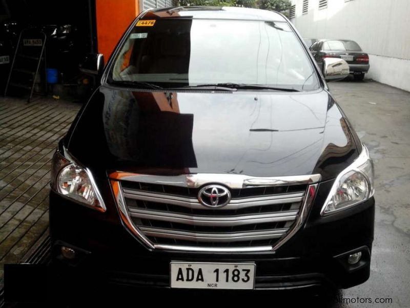 Pre Owned Cars >> Used Toyota Toyota Innova 2.5 G automatic diesel 2015 ...