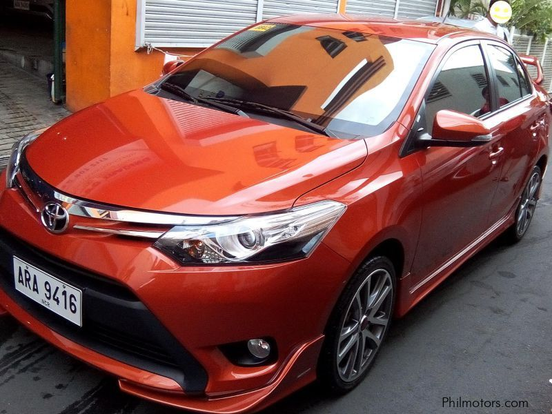 Toyota Vios TRD 1.5 | 2015 Vios TRD 1.5 for sale | Manila Toyota Vios ...