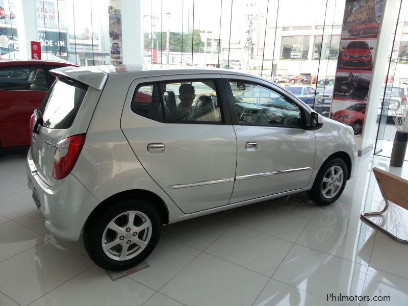 New Toyota Wigo 1 0 G 2015 Wigo 1 0 G For Sale Rizal