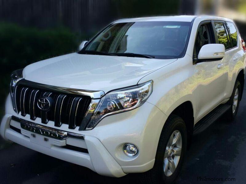 New Toyota Prado Txl 2015 Prado Txl For Sale Pasig