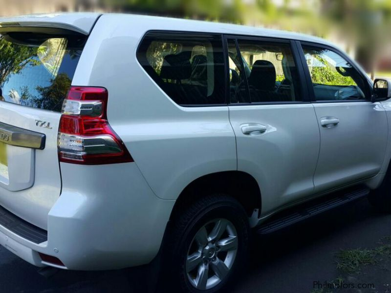 New Toyota Prado Txl 2015 Prado Txl For Sale Pasig
