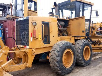 caterpillar 140H in Philippines