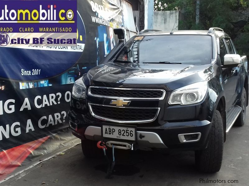 used chevrolet colorado 2016 colorado for sale paranaque city chevrolet colorado sales chevrolet colorado price 898,000 used cars