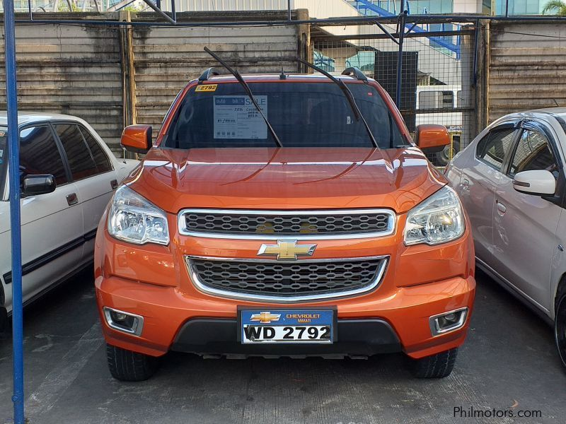 used chevrolet colorado 2016 colorado for sale paranaque city chevrolet colorado sales chevrolet colorado price 888,000 used cars