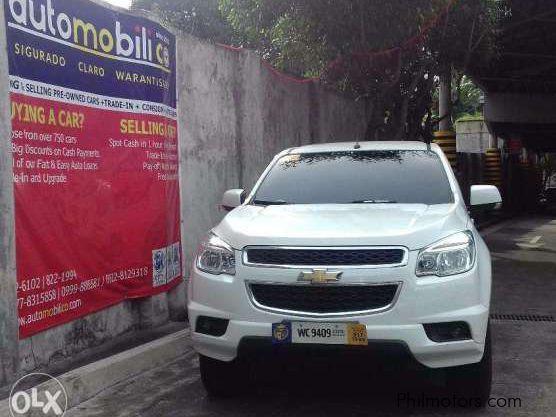 used chevrolet trailblazer 2016 trailblazer for sale paranaque city chevrolet trailblazer sales chevrolet trailblazer price 1,368,000 used cars