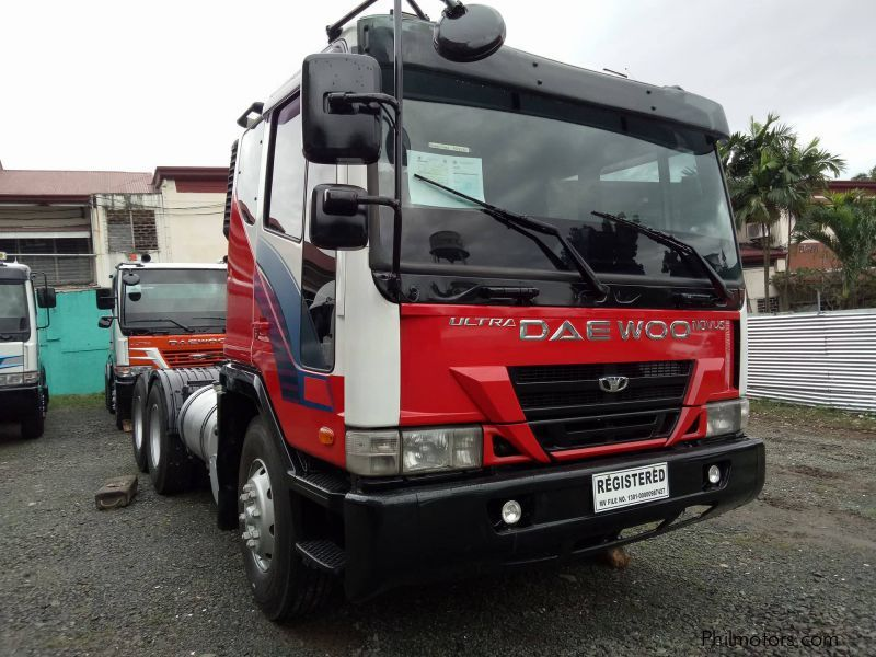 used daewoo ultra novus tractor head 2016 ultra novus tractor head for sale antipolo city. Black Bedroom Furniture Sets. Home Design Ideas