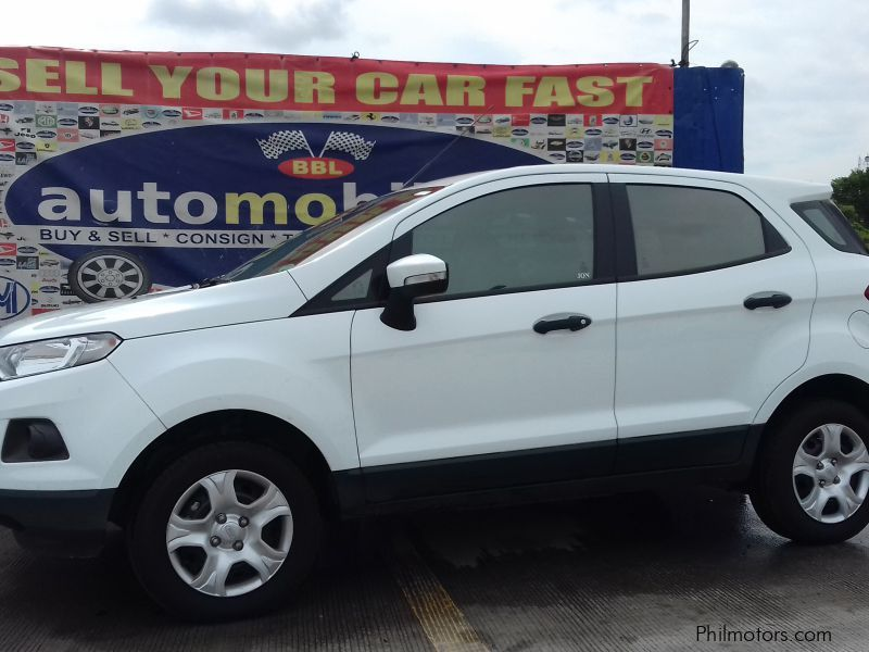 Used Ford Ecosport 2016 Ecosport For Sale Paranaque