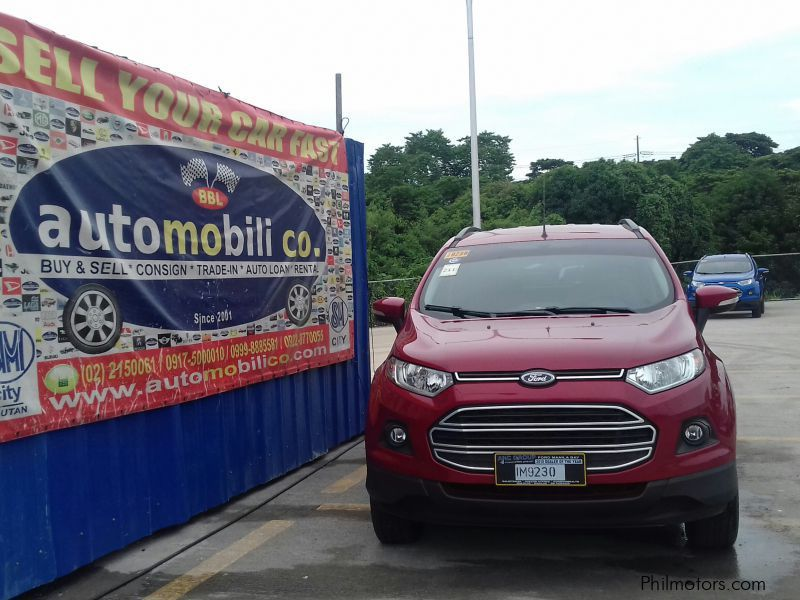 used ford ecosport 2016 ecosport for sale paranaque city ford ecosport sales ford ecosport price 688,000 used cars