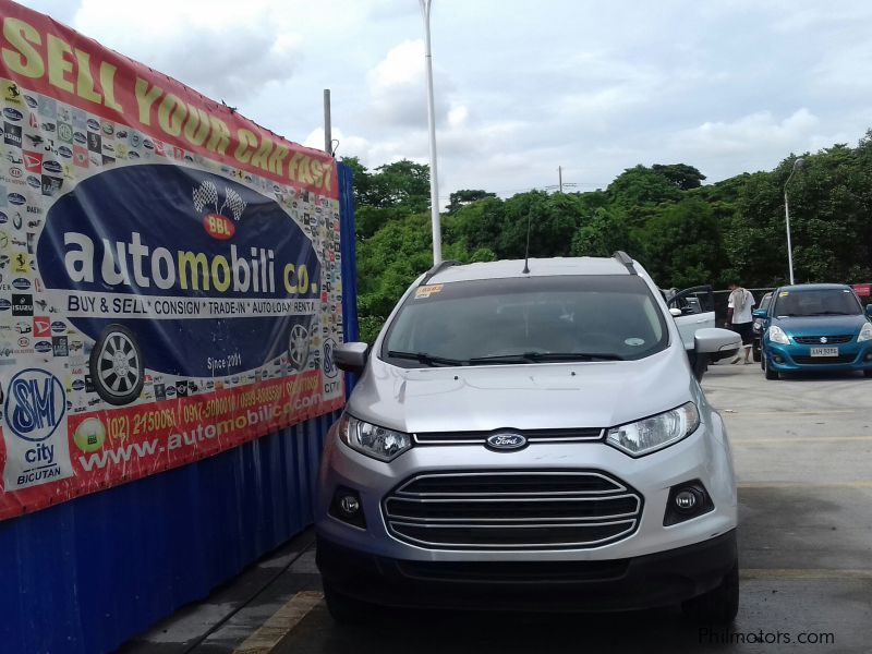 used ford ecosport 2016 ecosport for sale paranaque city ford ecosport sales ford ecosport price 728,000 used cars