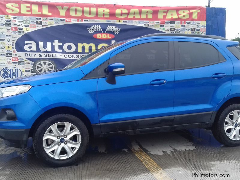 Used ford ecosport 2016 ecosport for sale paranaque for Phil long ford used cars motor city