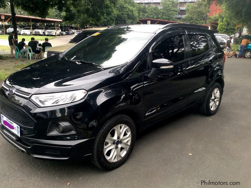 used ford ecosport trend 2016 ecosport trend for sale quezon city ford ecosport trend sales. Black Bedroom Furniture Sets. Home Design Ideas