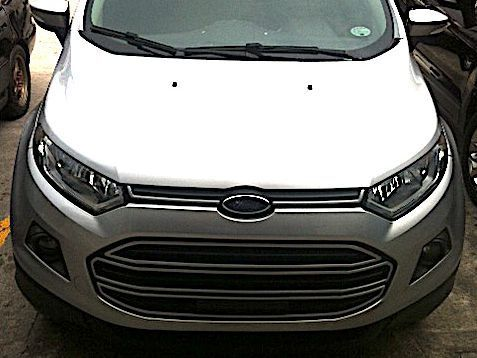 Ford Ecosport Trend in Philippines