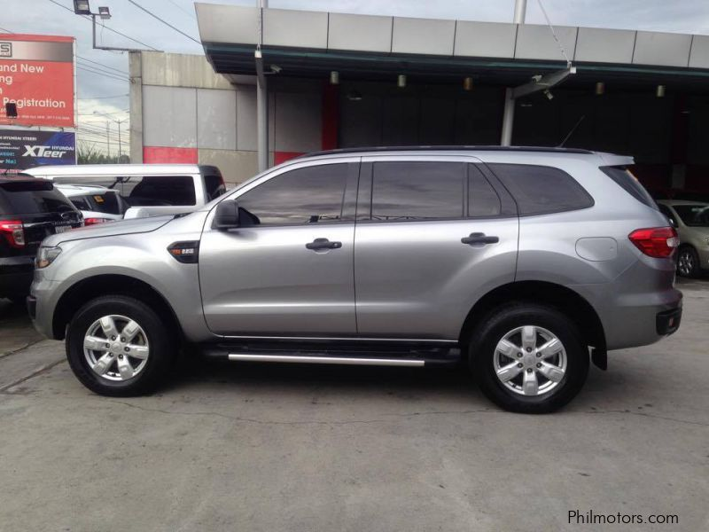 Used Ford Everest 2016 Everest For Sale Pampanga Ford Everest Sales Ford Everest Price