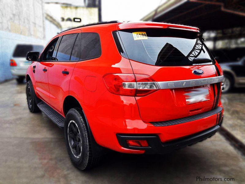 Ford Explorer Limited >> Used Ford Everest   2016 Everest for sale   Cebu Ford Everest sales   Ford Everest Price ...