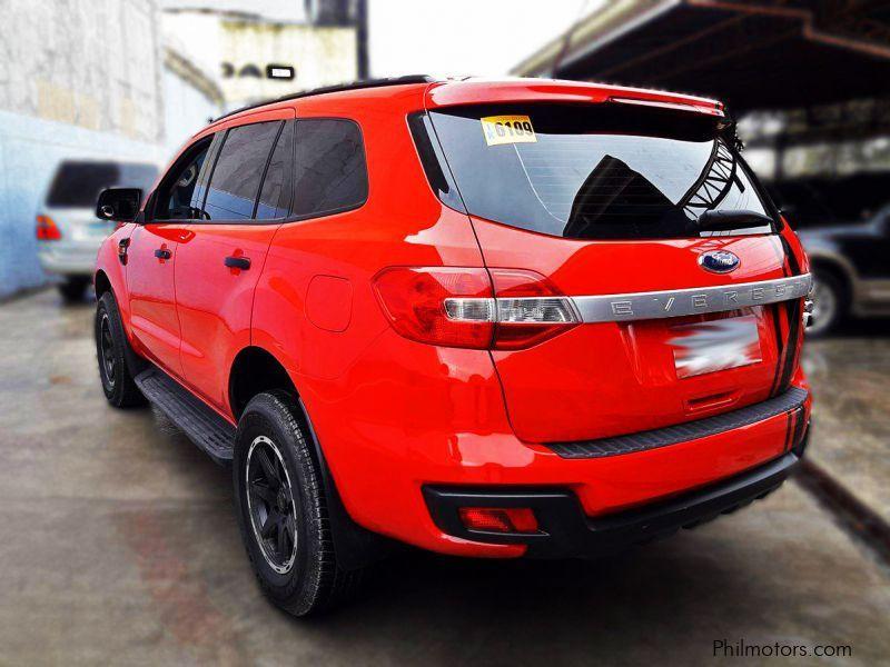 Ford Explorer Ecoboost >> Used Ford Everest | 2016 Everest for sale | Cebu Ford Everest sales | Ford Everest Price ...