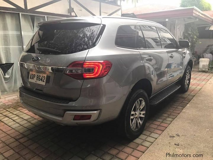 Used ford everest trend 2016 everest trend for sale for Phil long ford used cars motor city