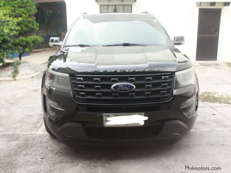 Ford Explorer 3.5L Ecoboost Sport in Philippines
