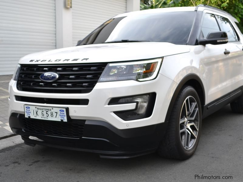 Used Ford Explorer Sport 2016 Explorer Sport For Sale Quezon City Ford Explorer Sport Sales