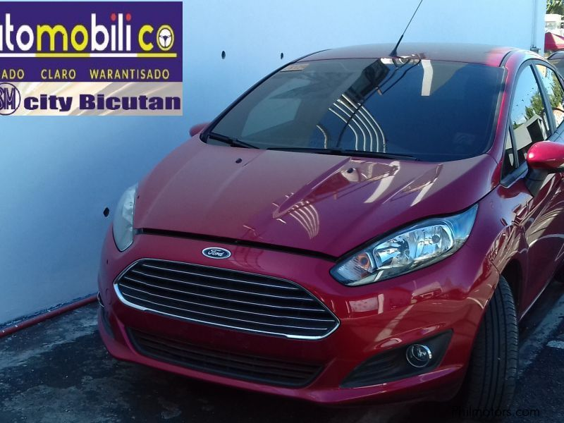 used ford fiesta 2016 fiesta for sale paranaque city ford fiesta sales ford fiesta price 408,000 used cars