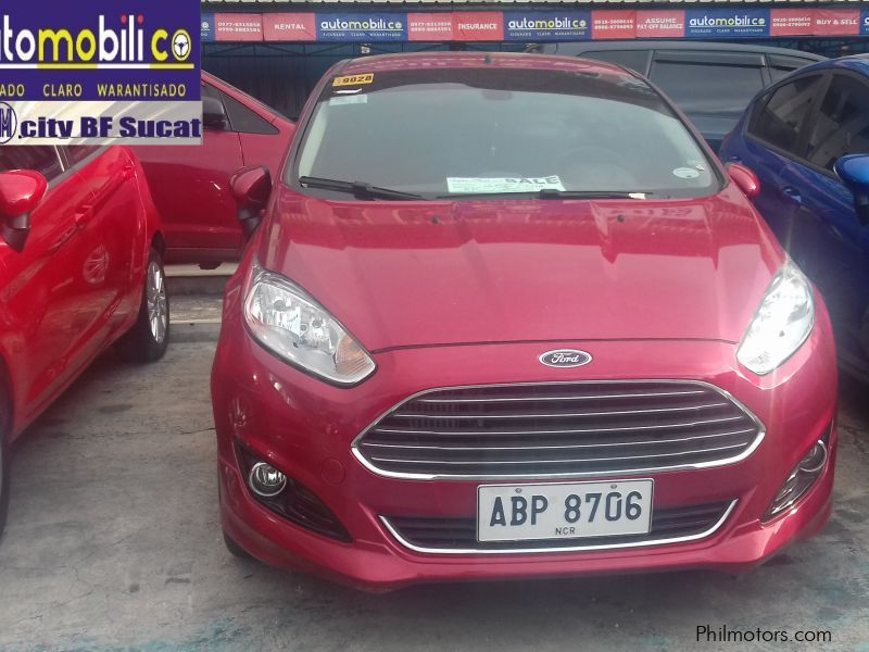 used ford fiesta 2016 fiesta for sale paranaque city ford fiesta sales ford fiesta price 618,000 used cars