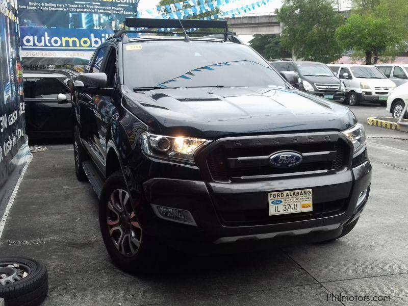 Used Ford Ranger WildTrak   2016 Ranger WildTrak for sale ...