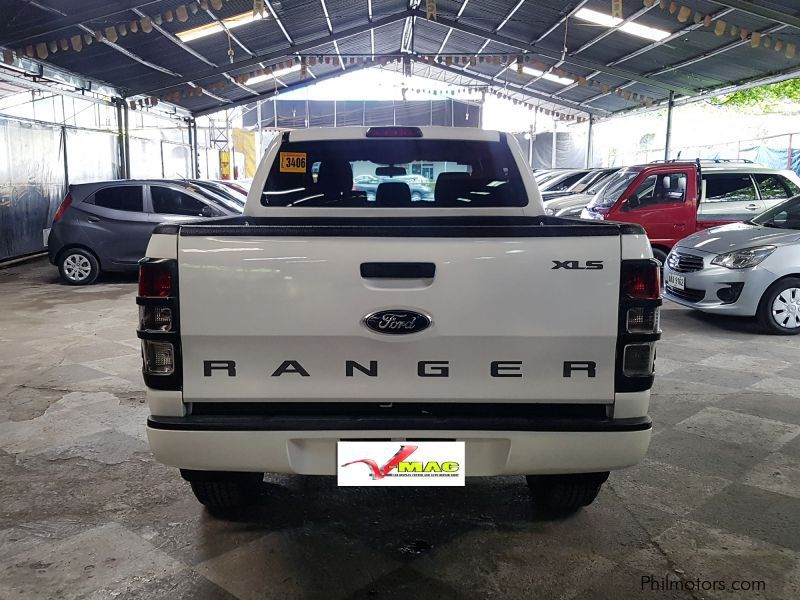 Ford Ranger XLS in Philippines