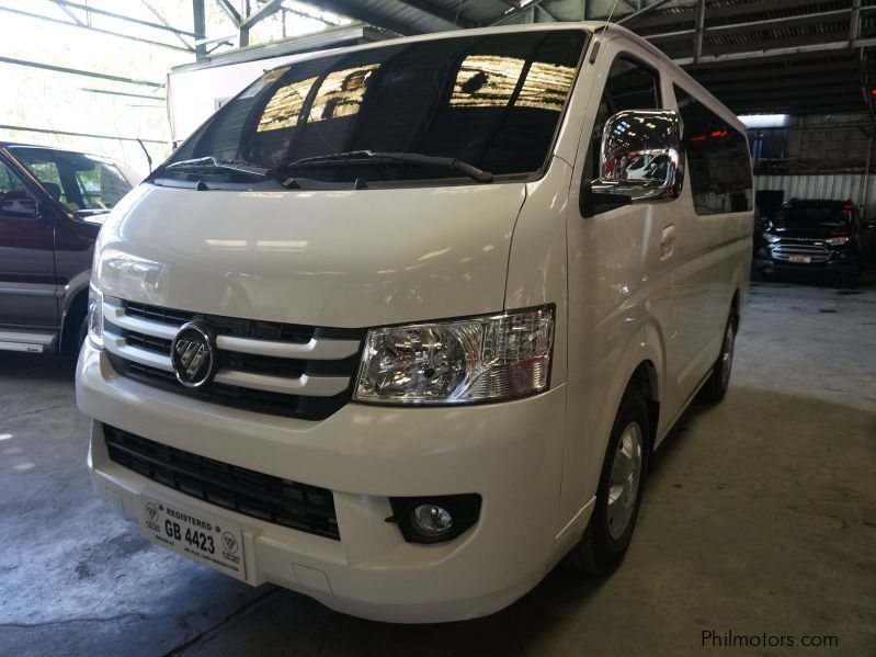 Ace Auto Sales >> Used Foton View Transvan | 2016 View Transvan for sale | Pasig City Foton View Transvan sales ...