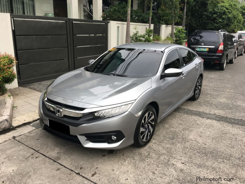Used honda civic 2016 civic for sale quezon city honda for Honda civic 99 for sale