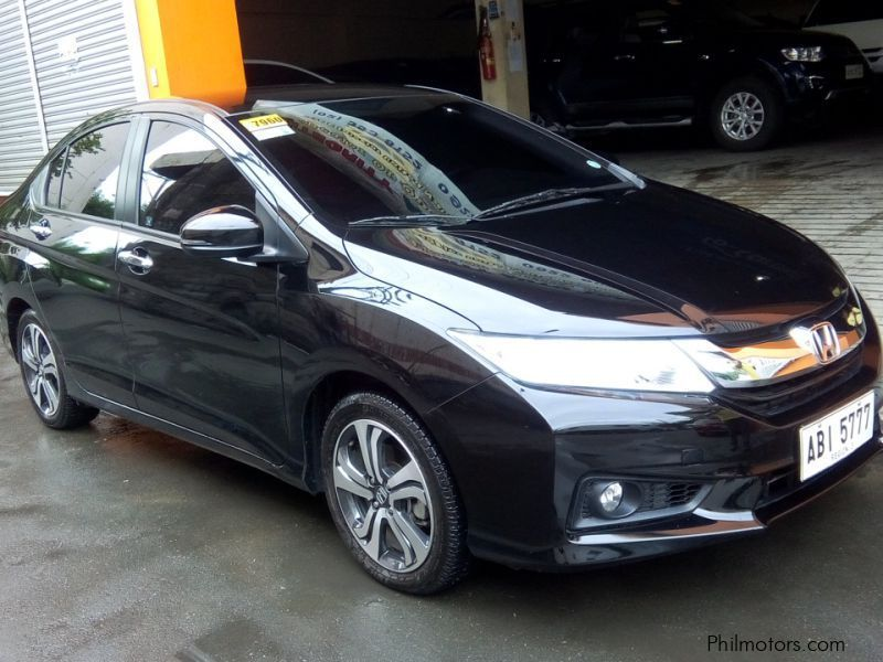 Honda Honda City 1.5 VX Automatic Gas 2016in Philippines ...