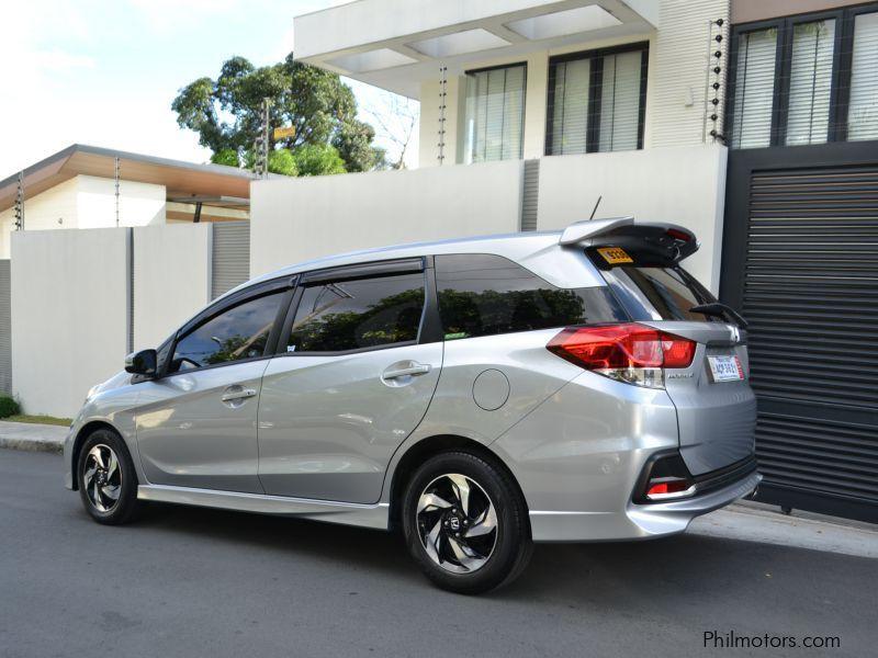 Used Honda Mobilio Rs 2016 Mobilio Rs For Sale Quezon City Honda