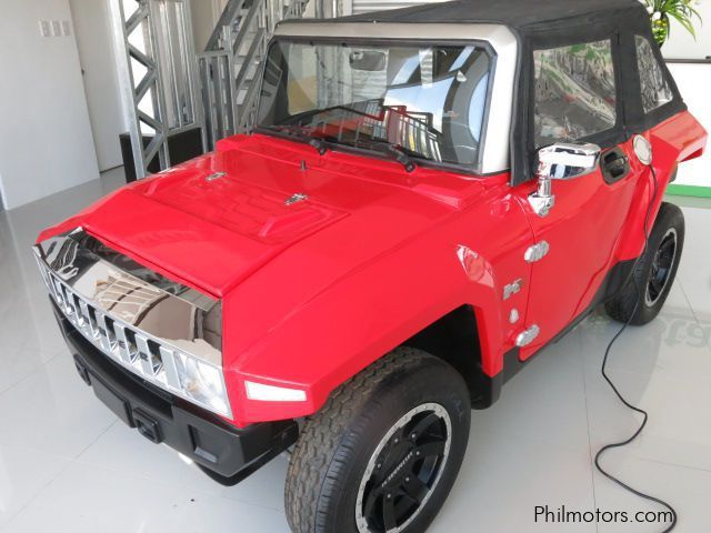 Auto Supply Business For Sale Philippines: Used Hummer Star8V Electric Mini Hummer