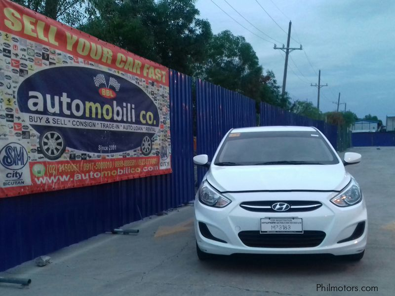 used hyundai accent 2016 accent for sale paranaque city hyundai accent sales hyundai accent price 488,000 used cars