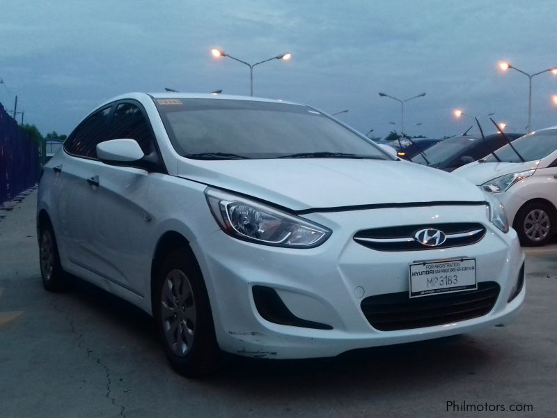 Used Hyundai Accent 2016 Accent For Sale Paranaque