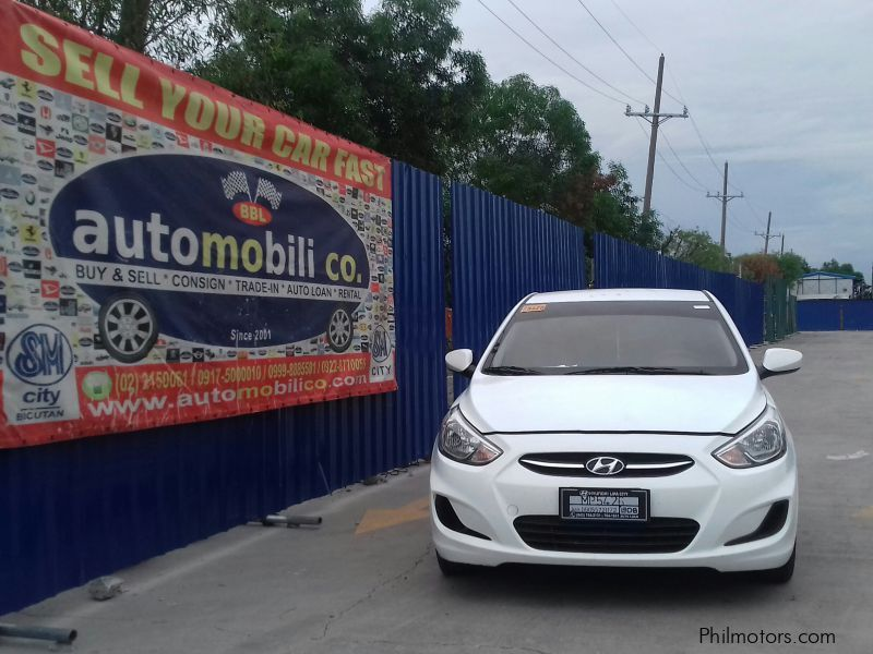 used hyundai accent 2016 accent for sale paranaque city hyundai accent sales hyundai accent price 468,000 used cars