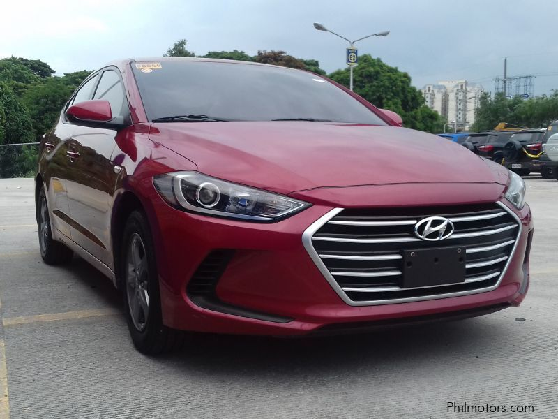 Used Hyundai Elantra 2016 Elantra For Sale Paranaque