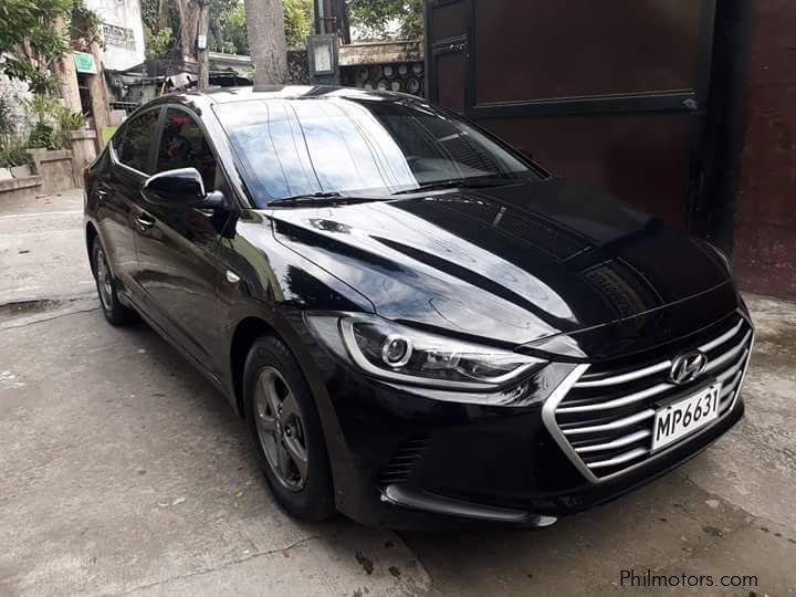 Used Hyundai Elantra 2016 Elantra For Sale Quezon City
