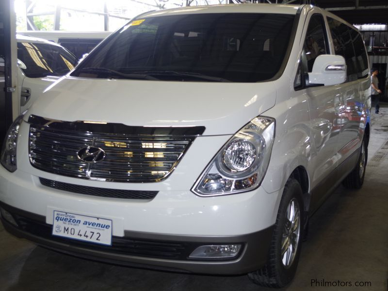 Used Hyundai Grand Starex  Grand Starex For Sale Pasig City Hyundai Grand Starex Sales