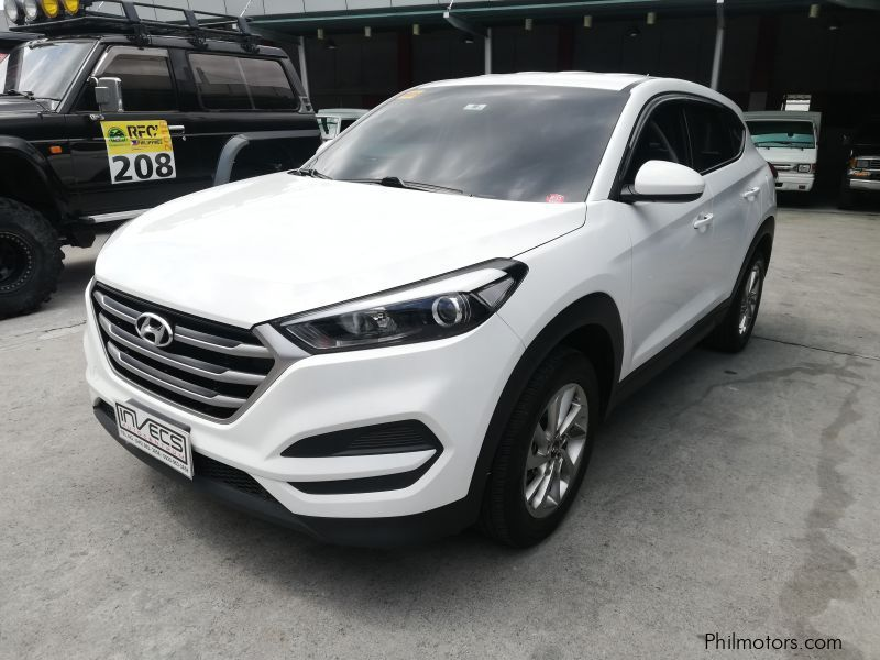 used hyundai tucson crdi 2016 tucson crdi for sale pampanga hyundai tucson crdi sales hyundai tucson crdi price 890,000 used cars