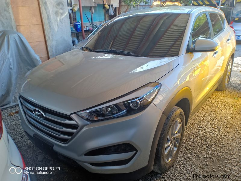 used hyundai tucson gl 2016 tucson gl for sale cavite hyundai tucson gl sales hyundai tucson gl price 780,000 used cars