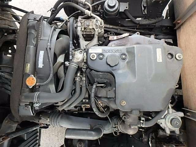 Used Isuzu Elf Nhr Giga Nkr Single Tire 4jg2 Engine 10ft 2016