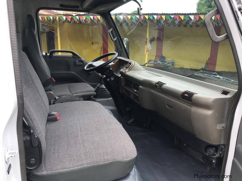 Used Isuzu Elf Aluminum Van   2016 Elf Aluminum Van for ...