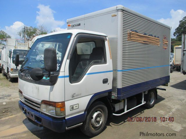 Isuzu GIGA NKR Closed Van in Philippines