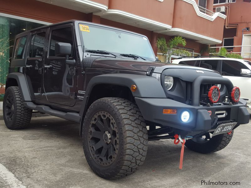 used jeep jeep wrangler sport 2016 jeep wrangler sport for sale cagayan jeep jeep wrangler. Black Bedroom Furniture Sets. Home Design Ideas